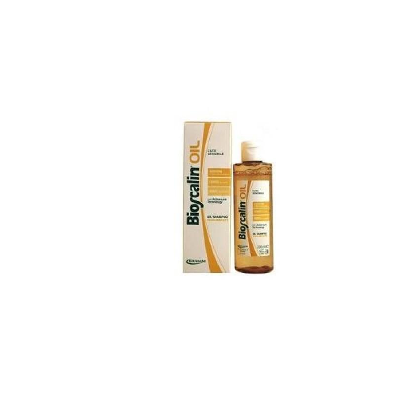 Bioscalin - Bioscalin Shampoo Oil Equilibrante 200 Ml - 931660106