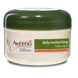 Avene - Aveeno Body Yogurt al Profumo di Albiccoa e Miele 200ML - 972036786