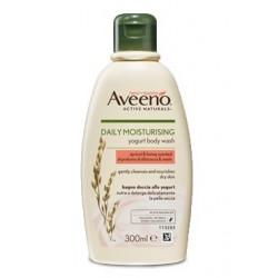 Aveeno - Aveeno Bagnodoccia Allo Yogurt Albiccocca & Miele 300ml - 972036798