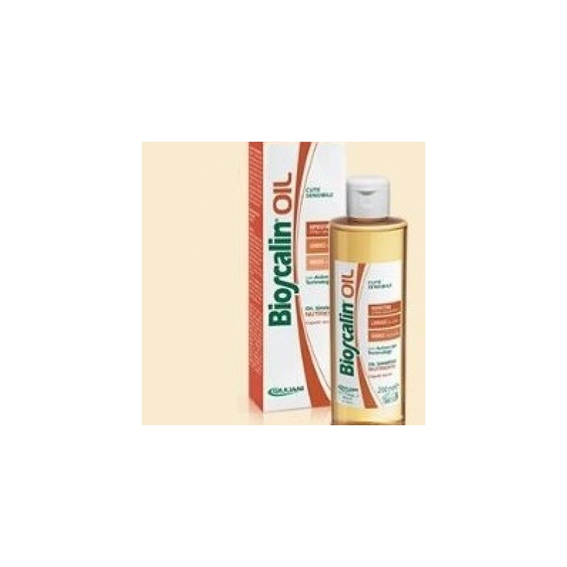 Bioscalin - Bioscalin Oil Shampoo Nutriente 200ml - 925236251