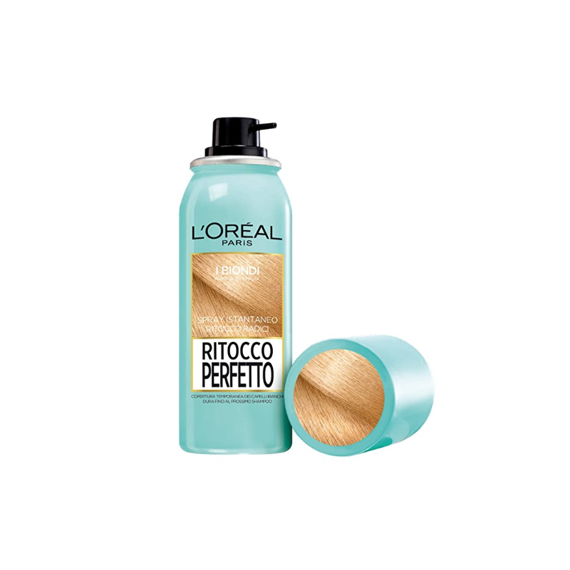 L'Oréal Paris - L'Oréal Paris Ritocco Perfetto Spray Istantaneo Ritocco Radici, 5 Biondo - 971723453