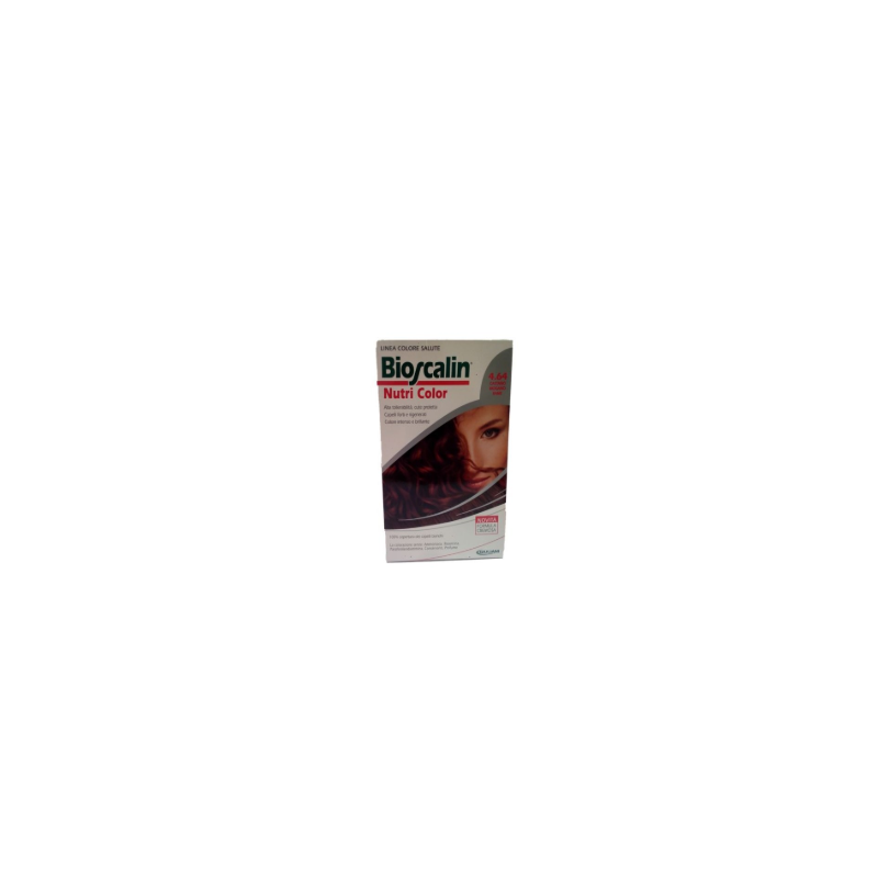 Bioscalin - Bioscalin Nutricolor N. 4.64 CASTANO MOGANO RAME - 924106863
