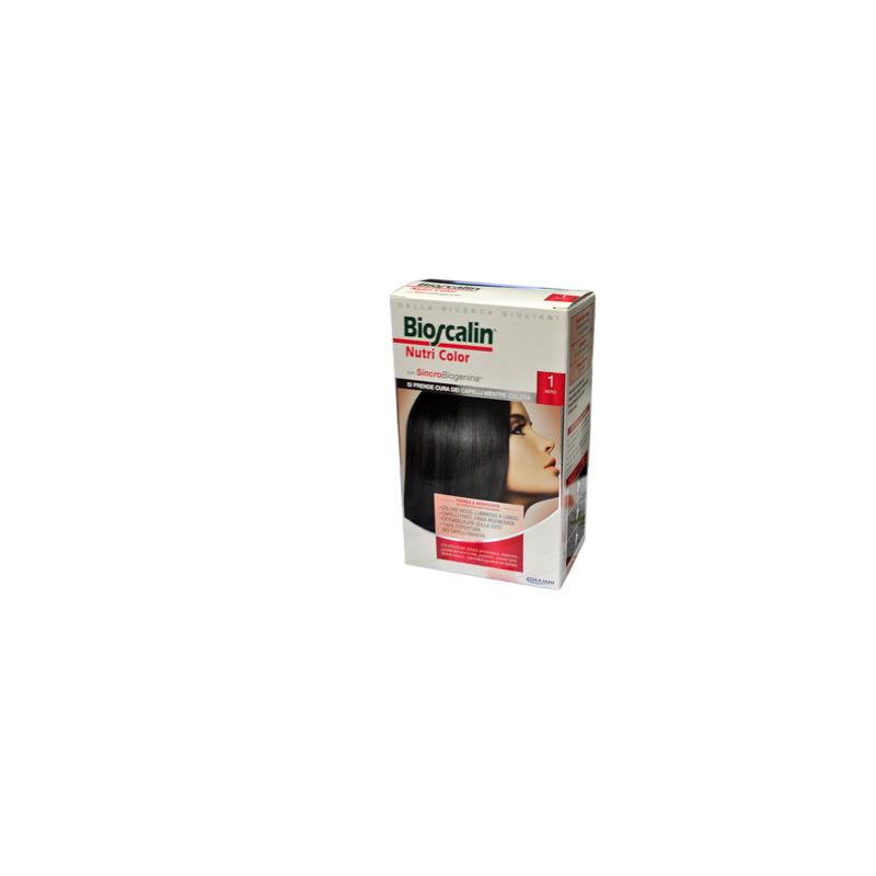 Bioscalin - Bioscalin Nutricolor N.1 NERO - 924106901