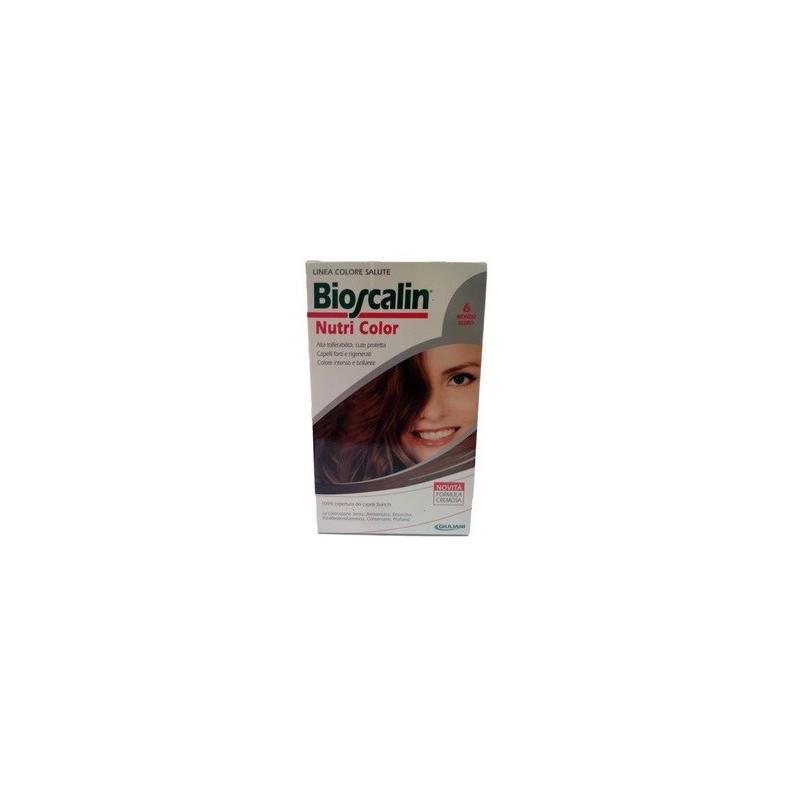 Bioscalin - Bioscalin Nutricolor N. 6 BIONDO SCURO - 924106798