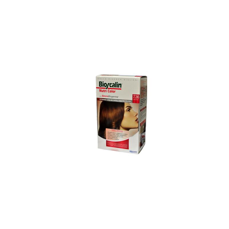 Bioscalin - Bioscalin Nutricolor N. 7.36 NOCCIOLA - 924106887