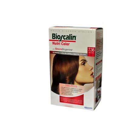 Bioscalin Nutricolor N. 7.36 NOCCIOLA