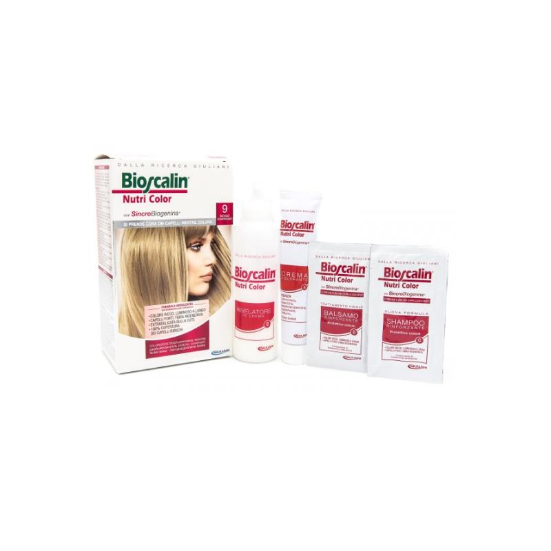 Bioscalin - Bioscalin Nutricolor 1000ss Biondo Chiarissimo - 924106925