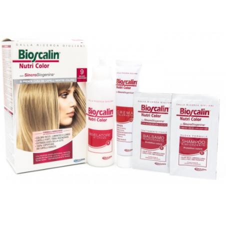 Bioscalin Nutricolor 1000ss Biondo Chiarissimo