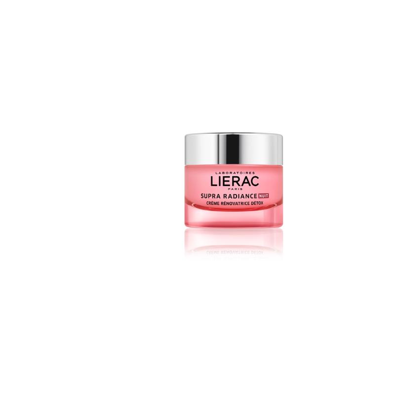 Lierac Supra Radiance Crema Detox Rinnovatrice Notte 50ml