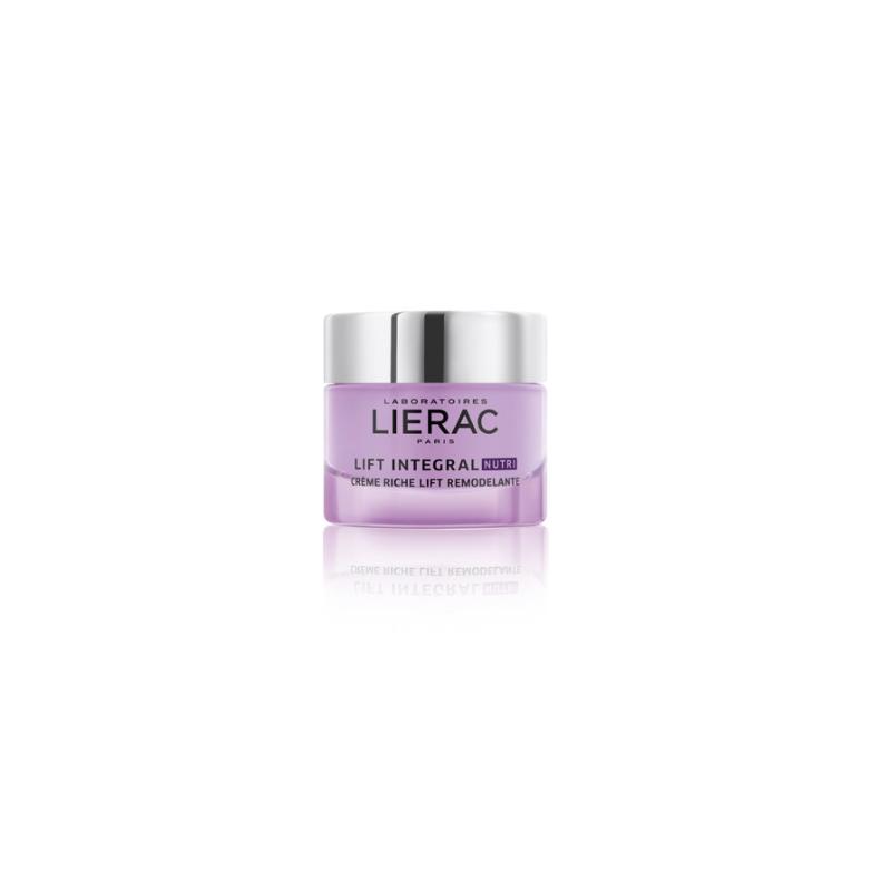 Lierac Lift Integral Nutri, Crema Giorno Effetto Lifting Pelle Molto Secca. 50 ml