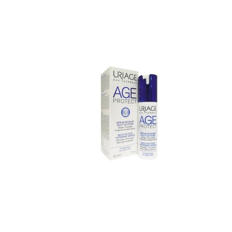 Uriage Age Protect Siero Intensivo Multi-azione per tutti i tipi di pelle 40ml