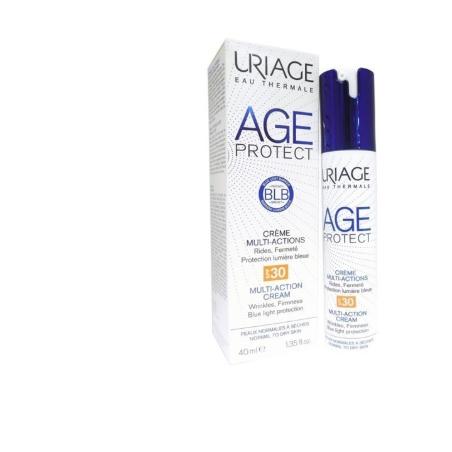 Uriage Age Protect Crema Multi-azione SPF30 per pelle normale e secca 40ml