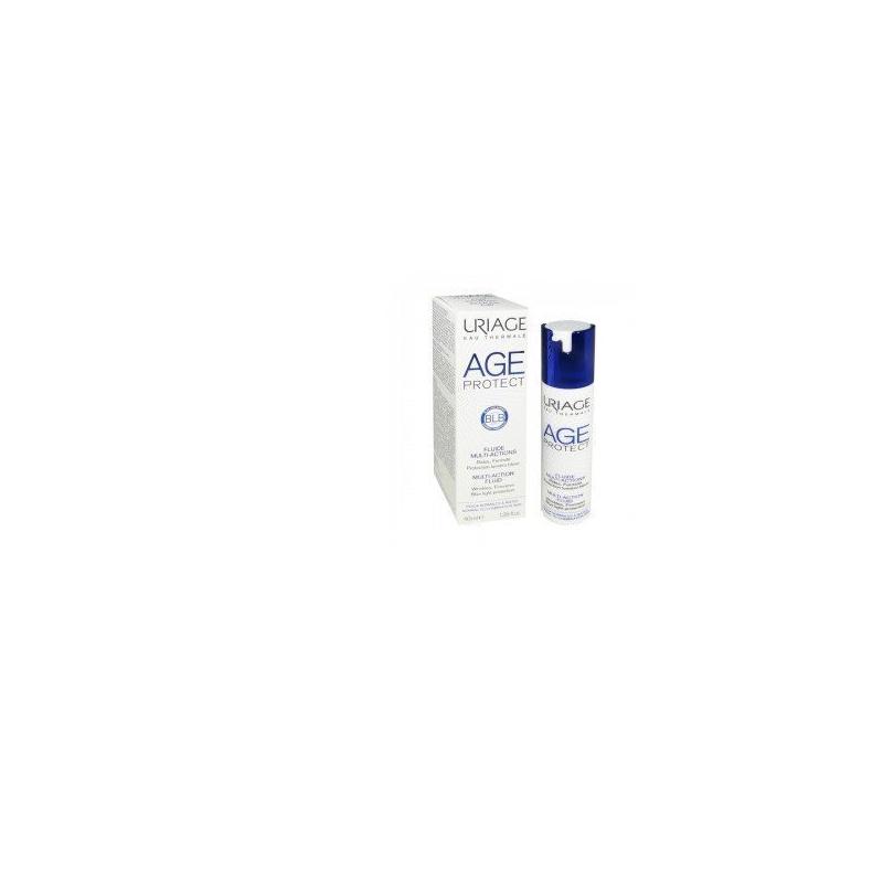 Uriage Age Protect Fluido Multi-azione per pelle normale e mista 40ml