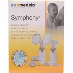 Medela - Set doppio per tiralatte Symphony - 907117737
