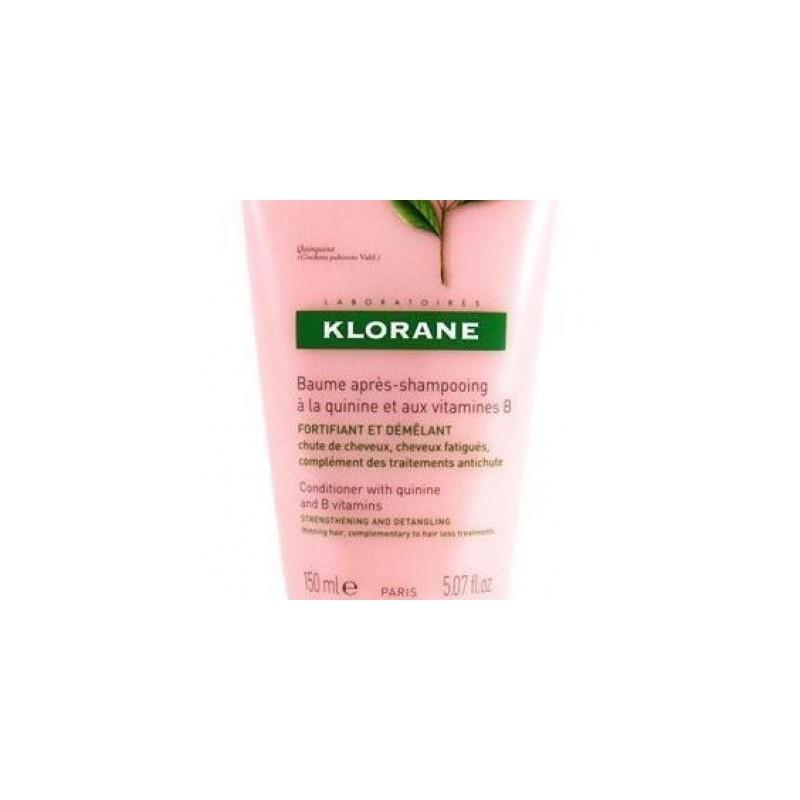 Klorane - Klorane Balsamo Chinina 150 Ml - 904300858