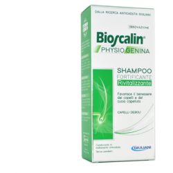 Bioscalin - Bioscalin Physiogenina Shampoo fortificante rivitalizzante 200ml - 972194462