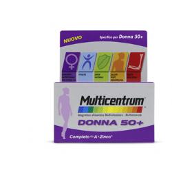Pfizer - Multicentrum donna 50+ multivitaminico e multiminerale 90 compresse - 938657057