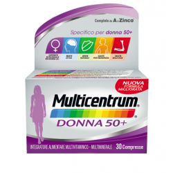 Pfizer - Multicentrum Donna multivitaminico-multiminerale 30 compresse - 938657069