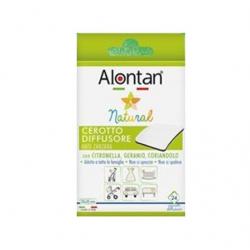 Pietrasanta pharma s.p.a - Alontan Natural Cerotto Antizanzara Adesivo 21 Pezzi - 935381158