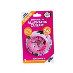 Pietrasanta pharma s.p.a - Braccialetto Allontana ZANZARE al Geranio - 923372926
