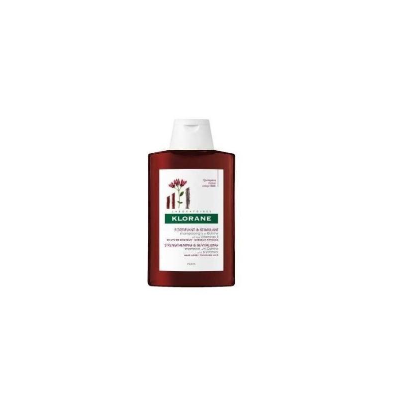 Klorane - Klorane Maxi Shampoo Alla Chinina Fortificante E Anticaduta 400 Ml - 972725788