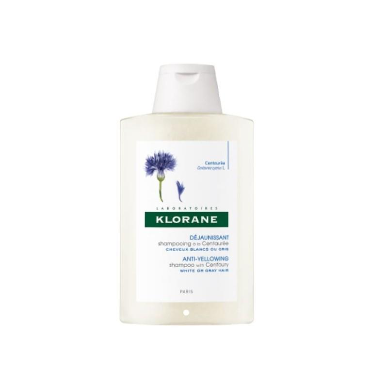 Klorane - Klorane Shampoo Centaurea 200ml - 973188206