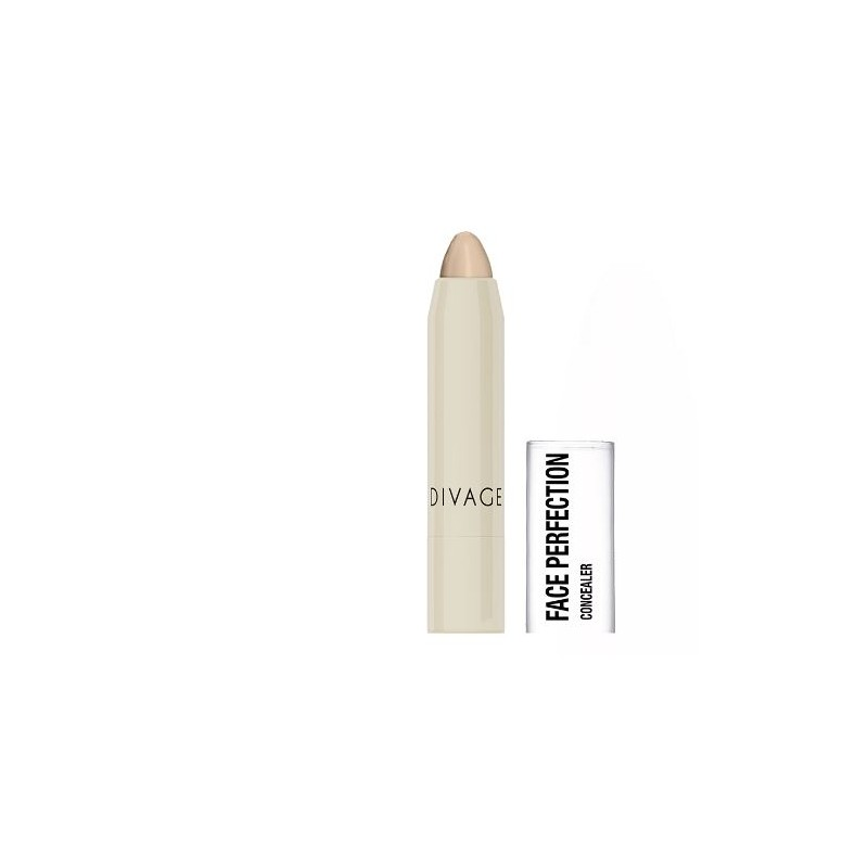 Divage Fashion - DIVAGE FACE PERFECTION CONCEALER LIGHT BEIGE 01 - 973914260