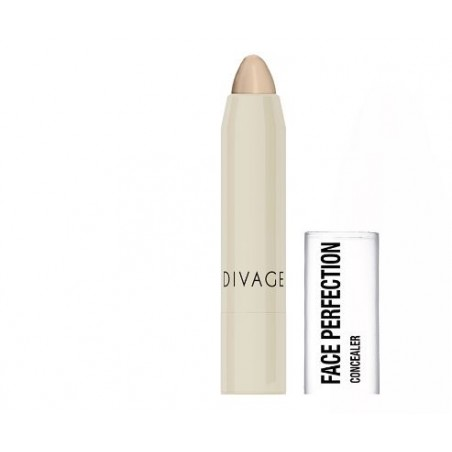 DIVAGE FACE PERFECTION CONCEALER LIGHT BEIGE 01