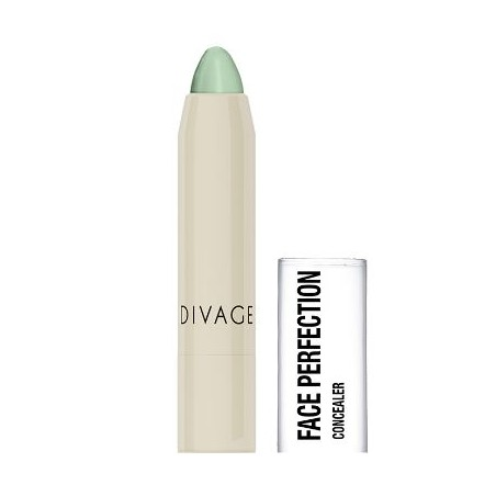 DIVAGE FACE PERFECTION CONCEALER GREEN 04