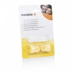 Medela - Valvole E Membrane per tiralatte Medela - 911037428