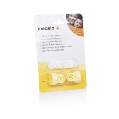 Valvole E Membrane per tiralatte Medela