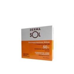 Dermasol - DERMASOL COMPATTO VISO EFFETTO NATURALE SPF50+ 10G - 934747585