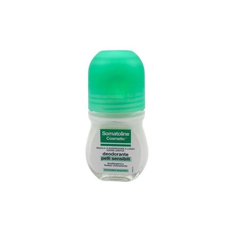 Somatoline Cosmetic - Somatoline Cosmetic Deodorante Roll On Pelli Sensibili 50 Ml - 925204947