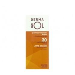 Dermasol - Dermasol Wr Latte Protezione Solare Alta SPF 30 150 ml - 932219619