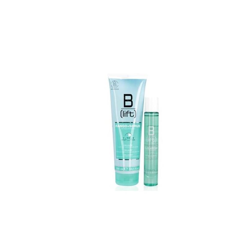 B-Lift Olio attivo elasticizzante e Fango scrub