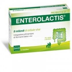 Enterolactis - Enterolactis 12 Bustine - 907062386