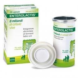 Enterolactis - Enterolactis 20 Capsule - 907062362