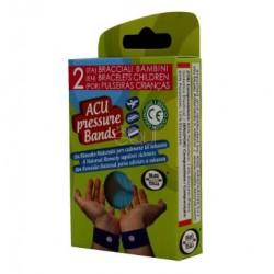 Colpharma - Bracciale Acupressure Bands contro la nausea per adulti 2 pezzi - 926548850