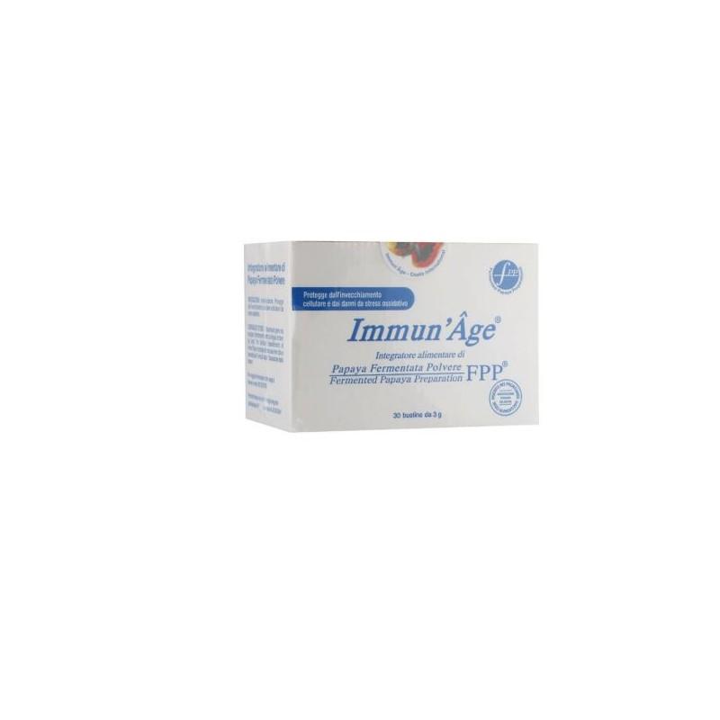A.menarini Ind.far - Immun'Age 30 bustine più forza al tuo sistema immunitario - 900354693