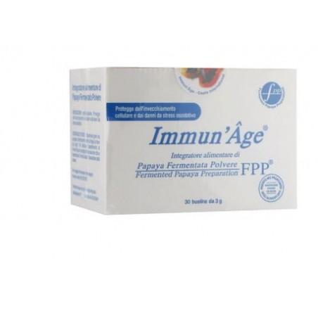 Immun'Age 30 bustine più forza al tuo sistema immunitario