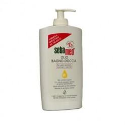 Meda Pharma Spa - SebaMed Olio Bagno Doccia - Flacone 200 ml - 905496206