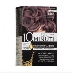 Silium - Silium 10 minuti colorazione permantente con olio di Argan Jojoba Color Biondo Chiaro Intenso 8.00 - 974365393
