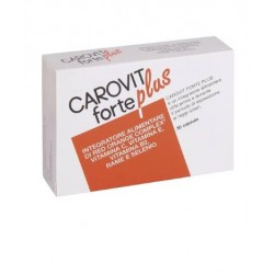 Meda Pharma Spa - CAROVIT FORTE PLUS 30CPS - 933498596