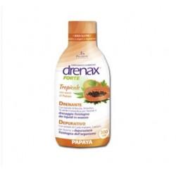 Drenax - DRENAX FORTE TROPICALE INTEGRATORE DRENANTE DEPURATIVO PAPAYA 300 ML - 971308628