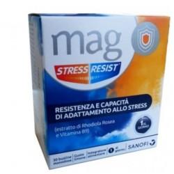 Sanofi - MAG STRESS RESIST INTEGRATORE DI MAGNESIO E VITAMINE 30 BUSTINE - 941843031