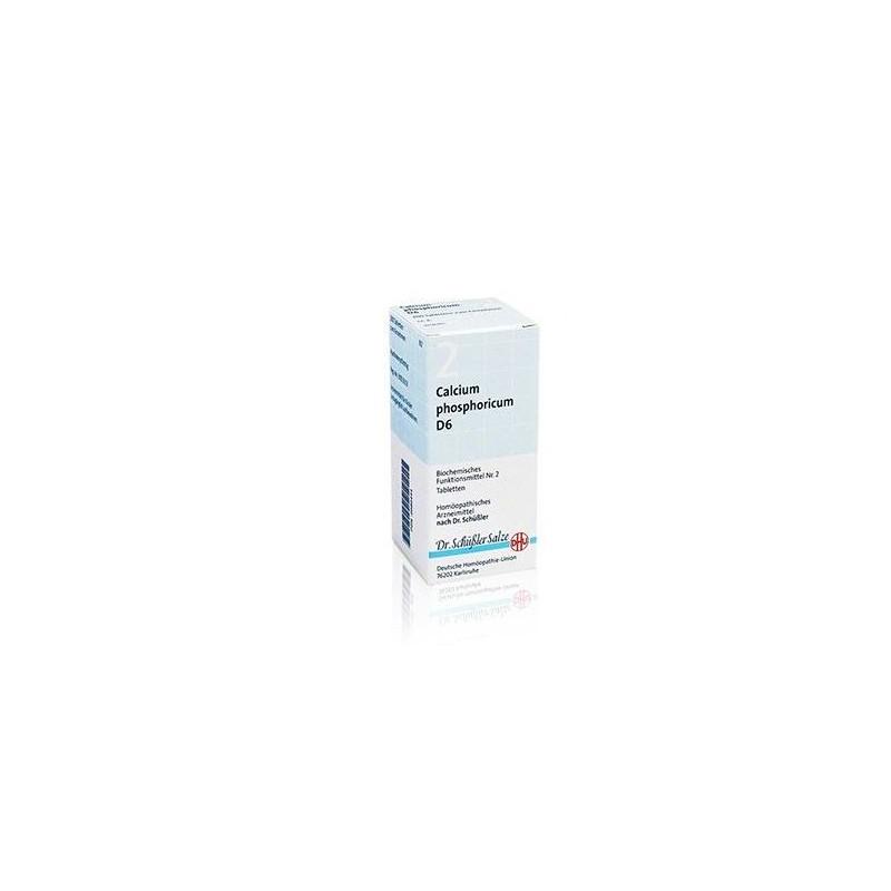 SALE SCHÜSSLER N.2 Calcium Phosphoricum D6 DHU 50 g.