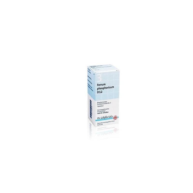 SALE SCHÜSSLER N.3 Ferrum Phosphoricum D12 DHU 50 g.