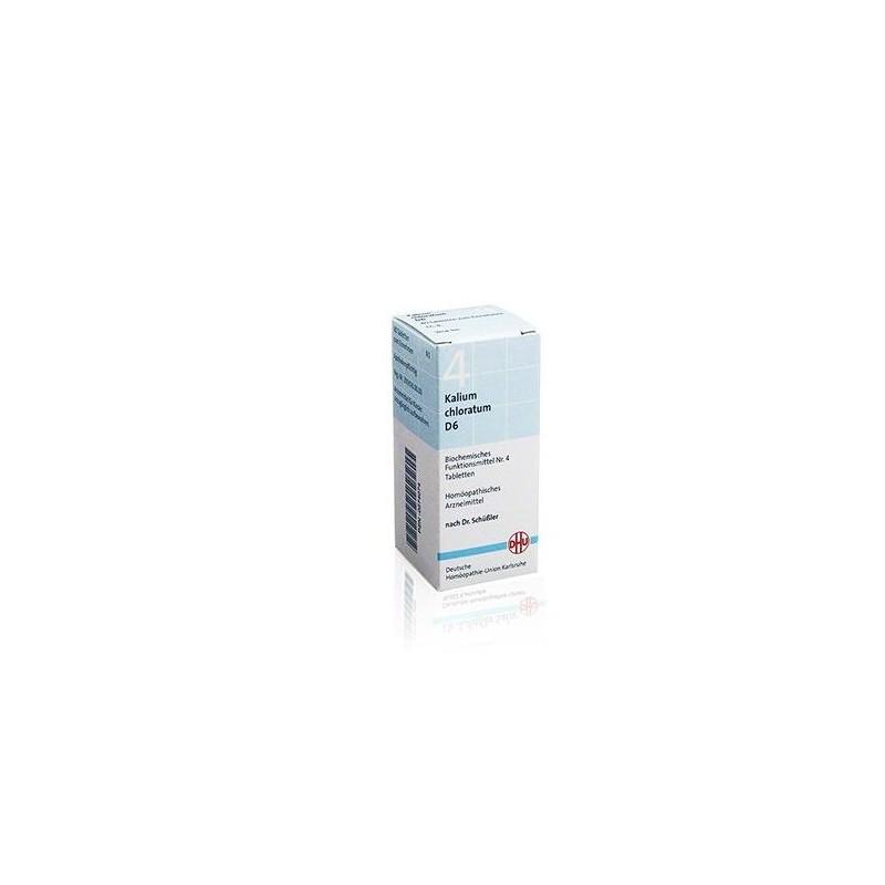 SALE SCHÜSSLER N.4 Kalium Chloratum D6 DHU 50 g.