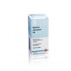 Loacker Remedia Sr - SALE SCHÜSSLER N.8 Natrium Chloratum D6 DHU 50 g. - 801364555