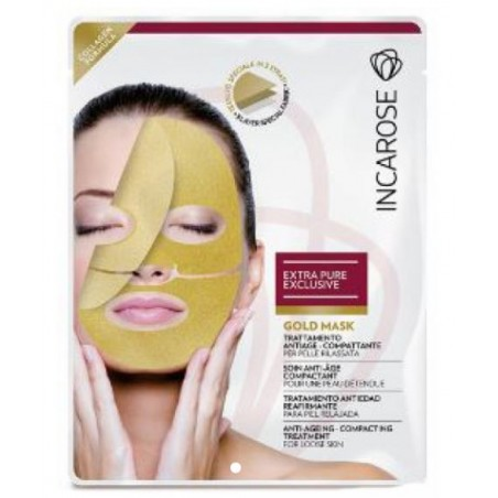 Incarose Extra Pure Exclusive Gold Mask 25ml